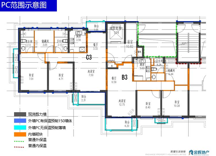 装配式住宅项目设计经验分享(PPT,50页)