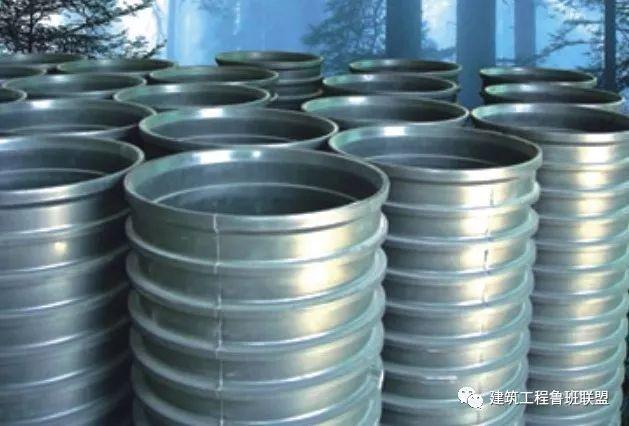 给排水工程中用到的16种管材,都来认识一下!_15