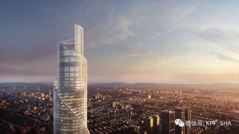 KPF揭晓以色列阿兹列里大厦设计