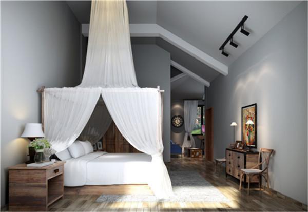 家装日记:LOFT风格别墅,在繁华闹市中静享清欢