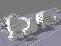 特色民居建筑设计模型