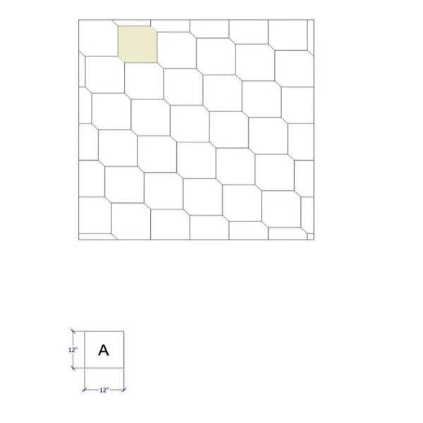 师傅总结的12种瓷砖铺贴方式,别让瓷砖毁了你的家!_12