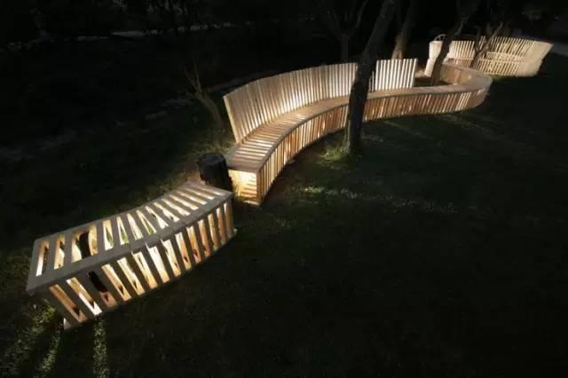 景观灯光设计。当灯光碰上景观,浪漫的夜晚就开始了!_42