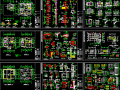 900套多层住宅建筑CAD施工图合集