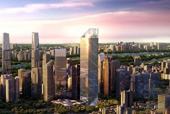 [广东]超高层写字楼施工质量创优策划方案(鲁班奖 附大量质量照片)