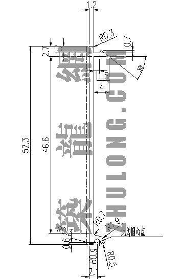 泰丰型材TF-026