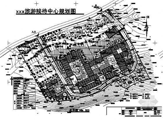 [东川]旅游接待中心规划