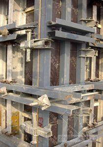 北京某综合楼清水混凝土模板施工方案
