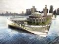 [芝加哥]新概念滨海码头景观规划设计方案(英文方案文本)