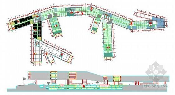 [广东]高层框架结构钢结构写字楼工程施工组织设计(多图 390页)