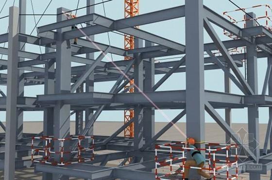 [江苏]大型钢框架体系办公楼施工组织设计(253页 多图)