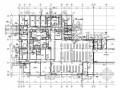 [山东]多层办公楼给排水消防施工图(太阳能系统)