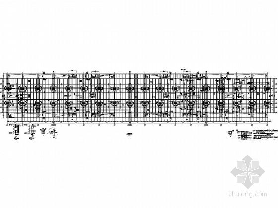 二层结构平面图
