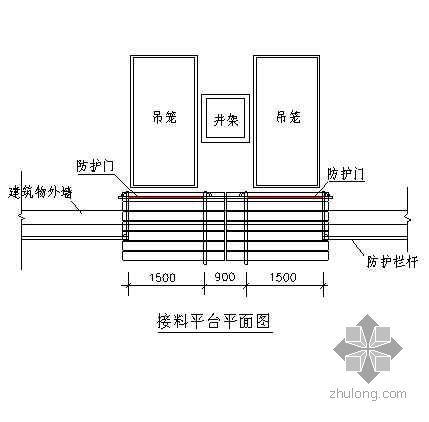SC200/200D型施工升降机外防护施工方案