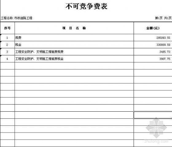 湖南市政道路工程工程量清单报价(湖南2006市政工程消耗量标准)