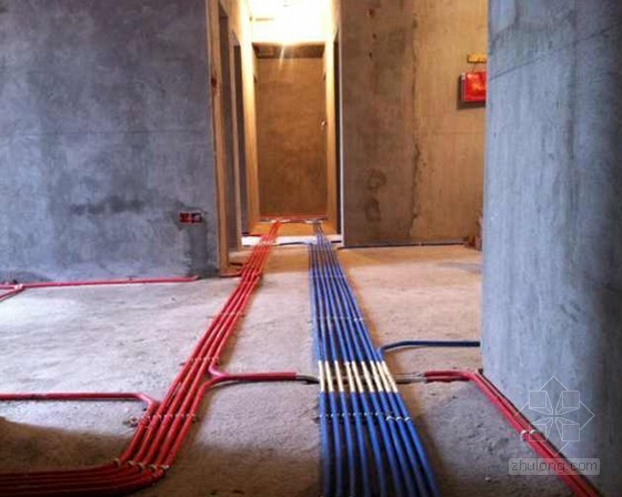 [福建]建筑施工家庭装修工程常见问题及施工工艺解析