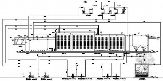 [海南]某食品厂污水处理工程图纸