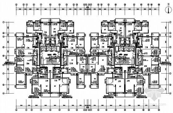 [陕西]某高层住宅暖通设计施工图