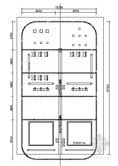 35kv变电站典型设计图纸