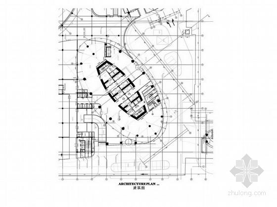 [徐州]五星级豪华酒店全套设计方案图