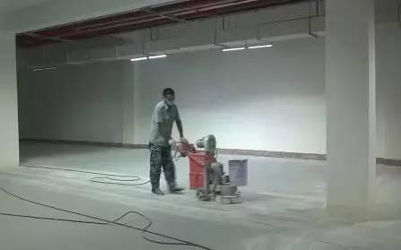 环氧树脂地坪漆施工易被忽视的环节