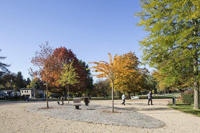 荷兰Kerkrade城市公园改造