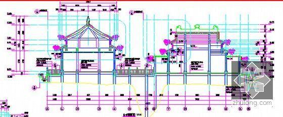 [广东]2015年寺庙建筑及安装工程预算书(附施工图纸软件应用)-图8