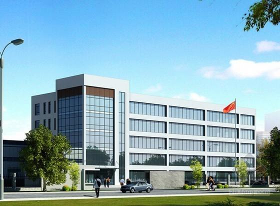[广东]3框架结构办公楼建筑工程预算书(广联达软件实例 图纸)
