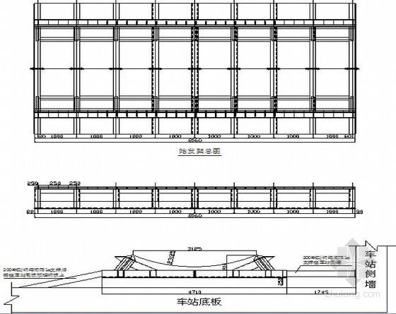 [安徽]区间隧道ZTE6250土压平衡盾构接收方案27页(高压旋喷桩)