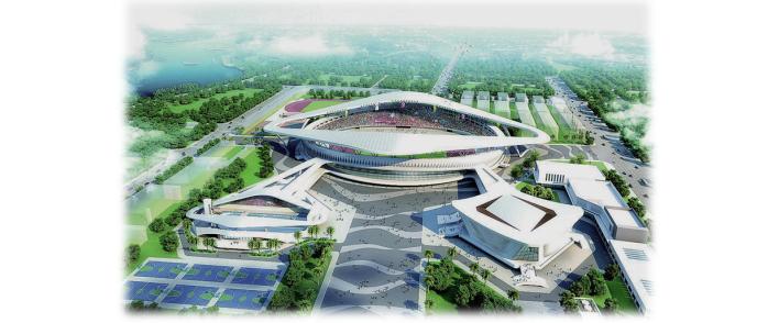 肇庆市体育中心升级改造工程项目安全文明施工专项方案