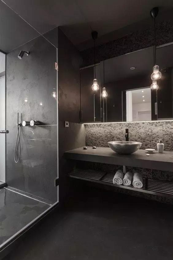 [装修知识]洗澡后卫生间总是湿漉漉的?原来是装修前忘记这个!_10
