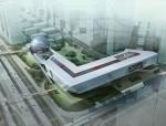 深圳科技馆设计方案(CAD+文本+效果图)