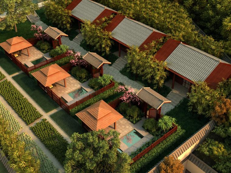 日式禅宗庭园结合禅宗美学设计案例——永福寺_4