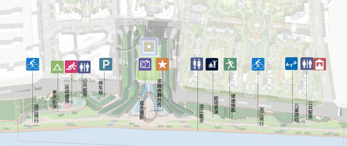 [湖北]现代生态科技体验滨水休闲景观设计方案_2