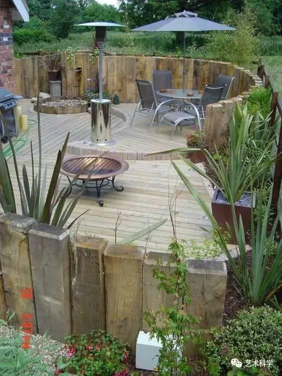 景观风水丨庭院围墙设计中的讲究_3