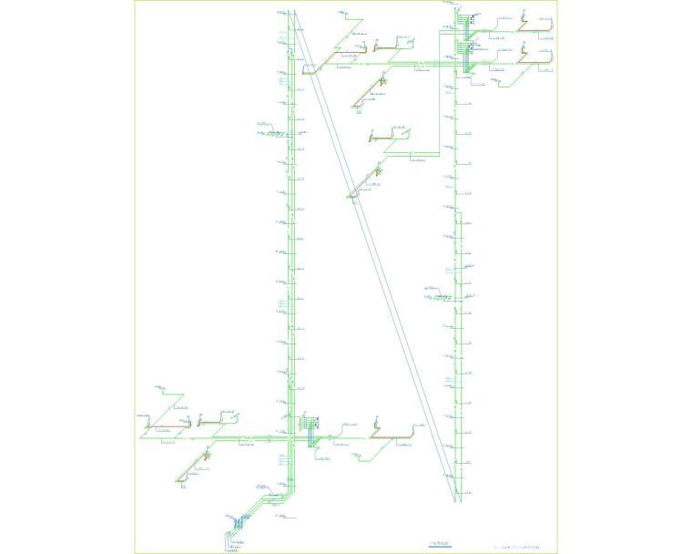 [山东]青岛某高层建筑给排水图集(含生活给水管道、排水管道、消防管道系统设计)_3