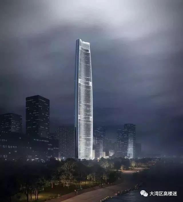 """被戏称""""平头哥""""的武汉绿地中心终于封顶,是谁阻碍了它的高度?"""
