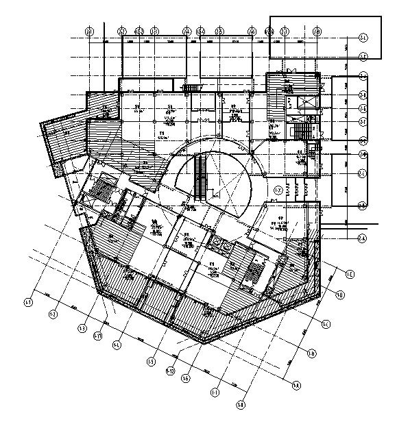[上海]超现代风格多功能商业建筑设计方案文本(含CAD)_10