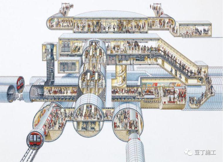 BIM技术如何在地铁项目中应用?_24
