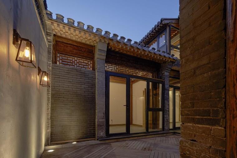 北京前门长巷三条合院改造-10