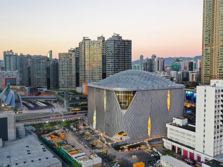 香港西九戏曲中心-1