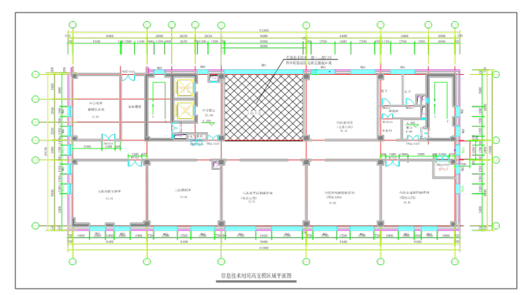 新疆公安数据中心建设项目高大模板专项施工方案