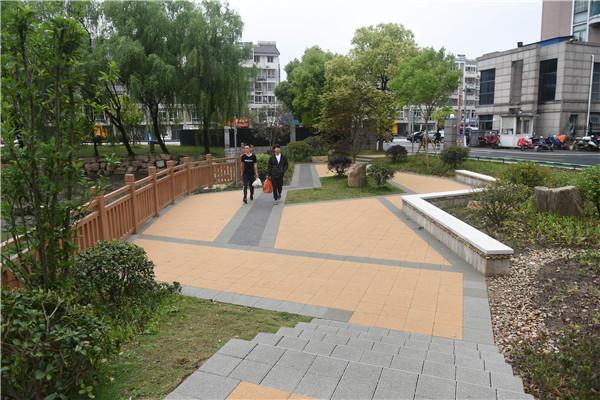 嘉兴海绵城市建设的成效