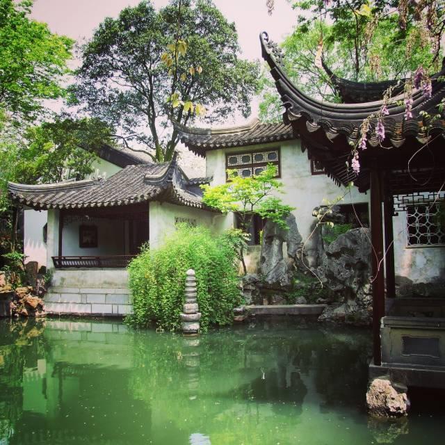 中国建筑六大门派