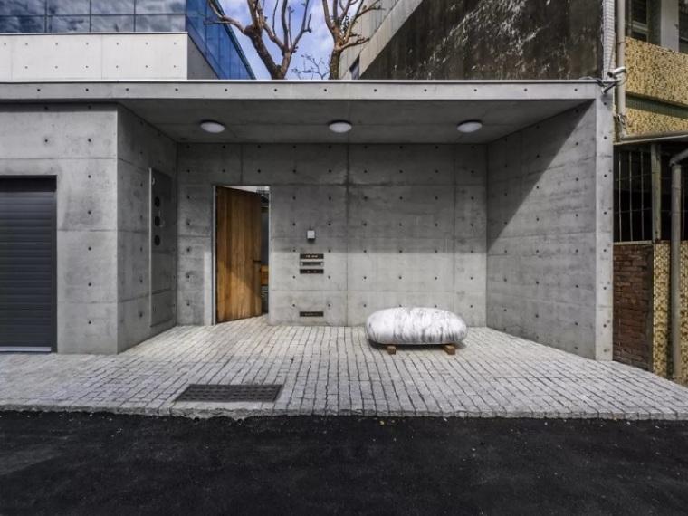 建筑工程清水混凝土模板施工技术应用