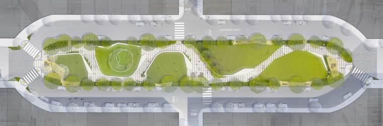 旧金山南公园改造-19