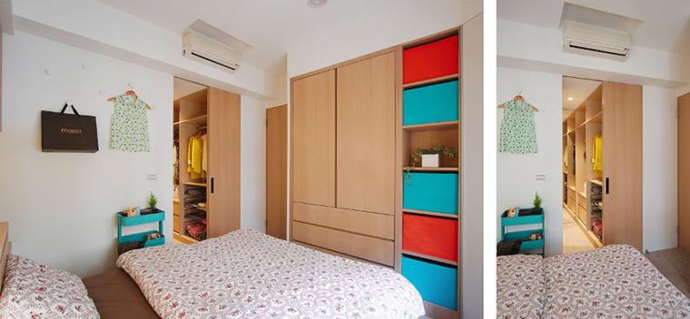 台湾:丰富靓丽的灵动公寓_10