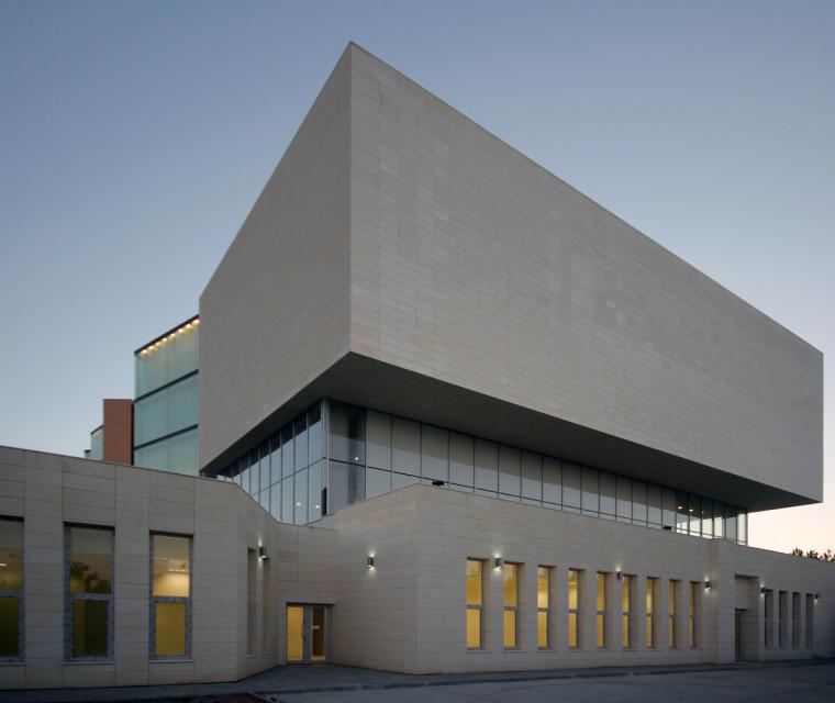 土耳其Hacettepe大学博物馆和生物多样化中心-7
