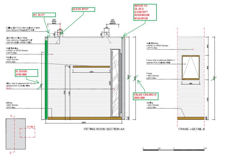 奢华品FENDI设计施工图(附效果图+新理念设计手册+物料表)-QQ截图20190104165037