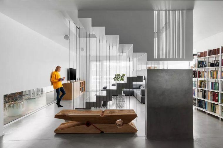 趣味空间,设计师的Loft公寓设计